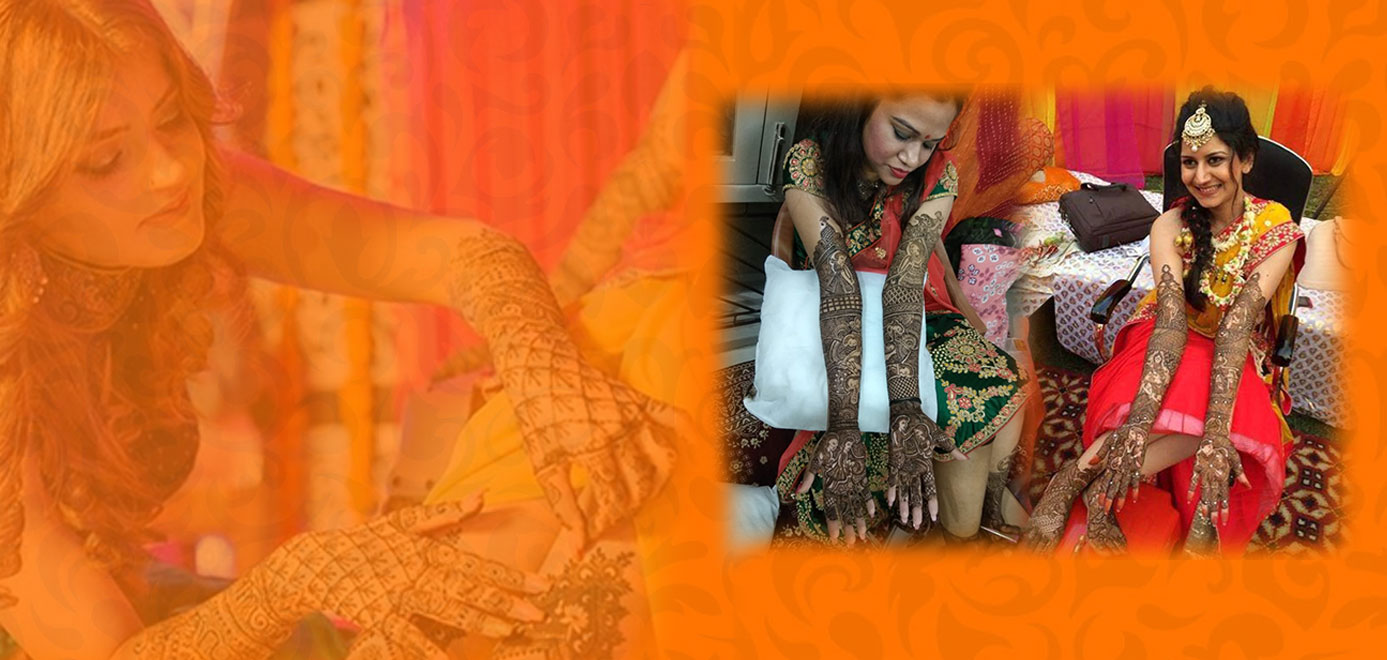 Top 5 Mehandi art Gurgaon