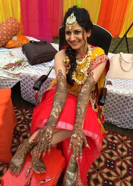 Top 5 Mehandi art ludhiana